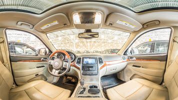 Jeep Grand Cherokee IV (WK2) 2012