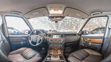 Land Rover Discovery IV 2014