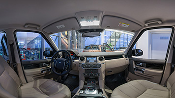 Land Rover Discovery IV 2015